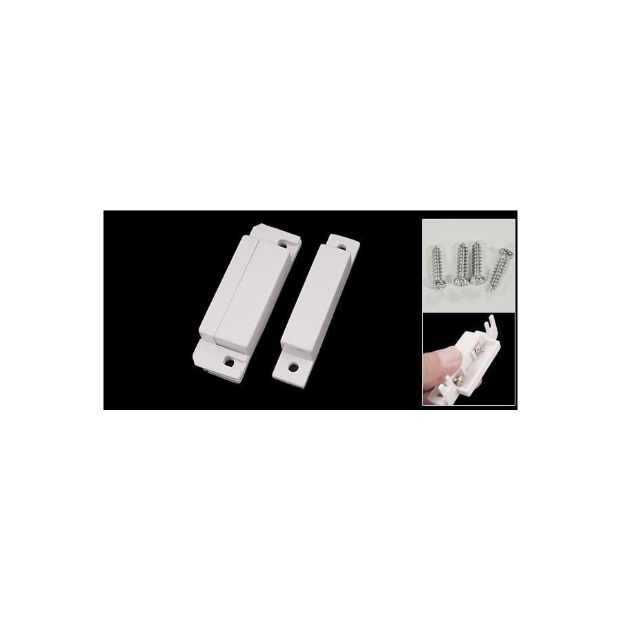 Sensor de Alarma Magnetico con cable para Puertas barato