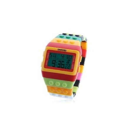 Reloj Digital COLORES Fashion con Correa original Barato