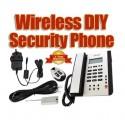 ALARMA Profesional Telefono Fijo barata para Hogar Tiendas Casas