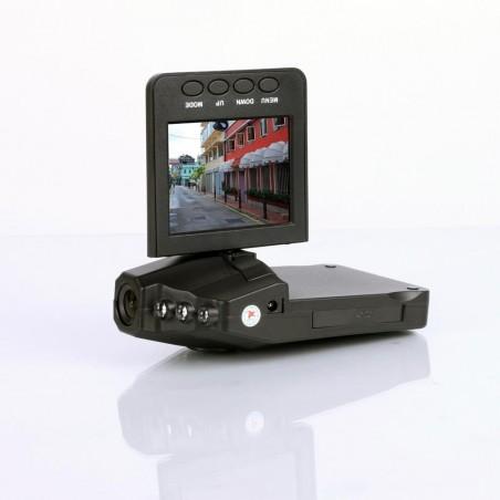 Camara SEGURIDAD Infrarrojos Monitor y grabador sd barata