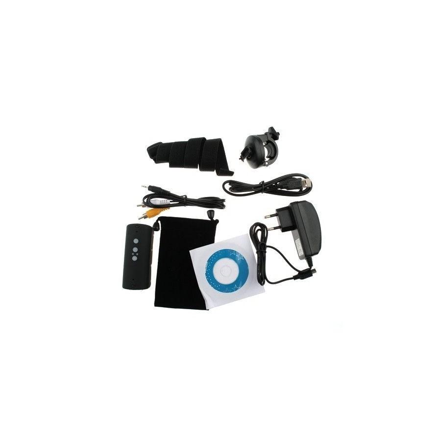 Camara de Video ACUATICA HD Accion Deportes Extremos SUMERGIBLE Barata