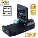 Camara HD 1080P de COCHES SEGURIDAD LED Monitor y grabador sd barata