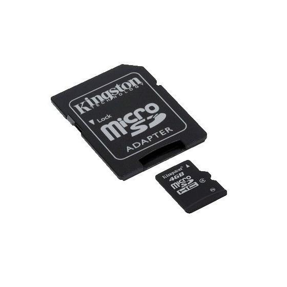 Tarjeta Micro Sd 4 Gb con adaptador de Regalo Barata