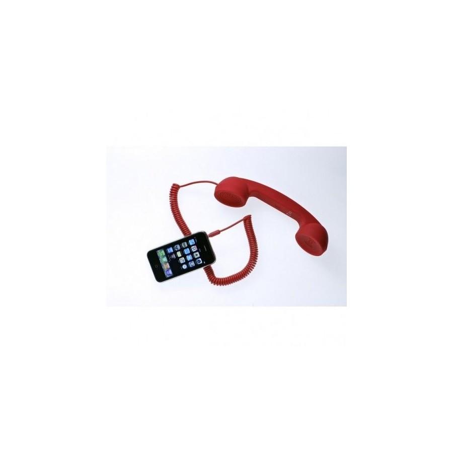 Auricular RETRO Telefono para IPHONE  IPAD y Moviles Barato