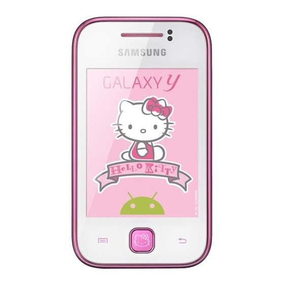 Movil android Hello Kitty