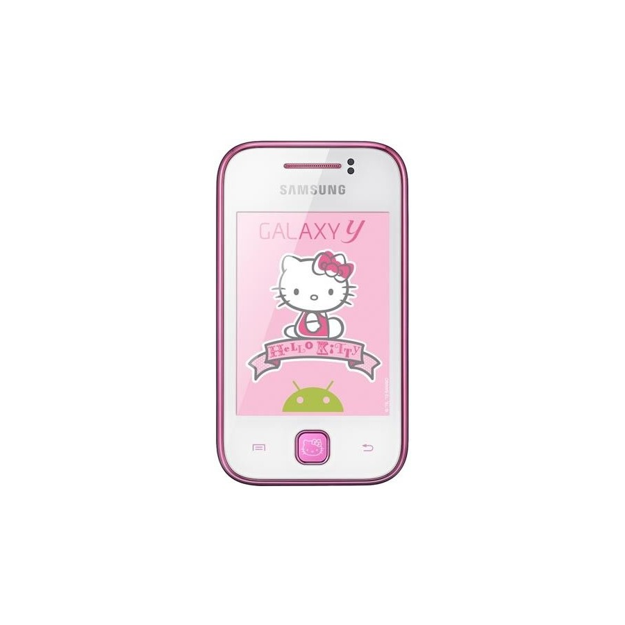Movil HELLO KITTY Samsung ANDROID Libre Tactil Barato