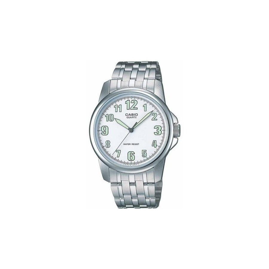 Reloj Analogico Casio de Acero para Caballero Barato fdf5b669a05