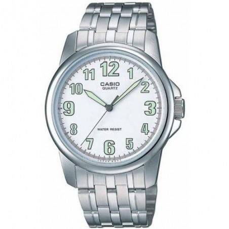 Reloj Analogico Casio de Acero para Caballero Barato