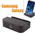 Soporte Samsung Galaxy Dock Base Cargador y Datos Barato