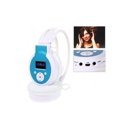 Auriculares CASCOS con Reproductor de Mp3 y Radio FM Baratos