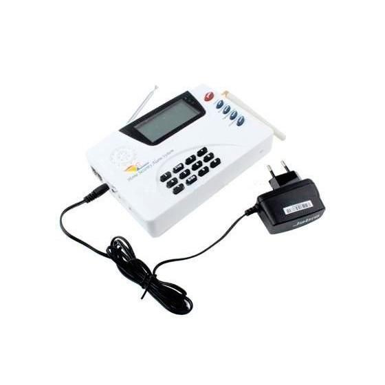 ALARMAS con DISPLAY GSM Movil y Fijo baratas para Tiendas Casas Chalet
