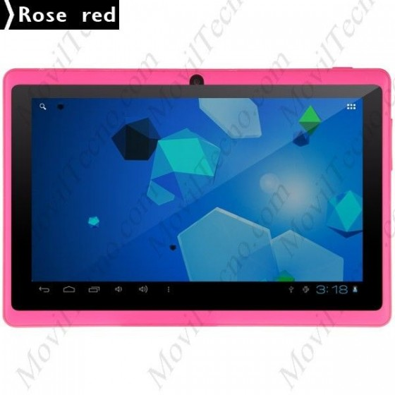 TABLET PC 7 pulgadas BARATO con Android WIFI Tactil