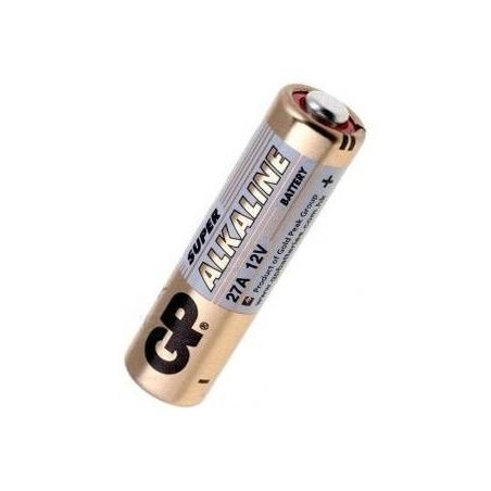 PILA para mandos de alarma barata 27a 12V