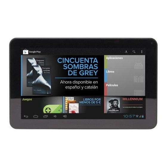 TABLET PC de 9 pulgadas BARATO con Android WIFI Tactil