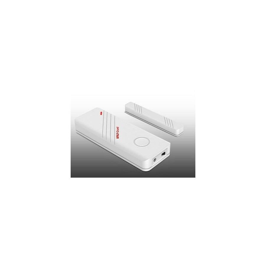 Sensor Magnetico de Alarma barato para puertas y ventanas sin cables