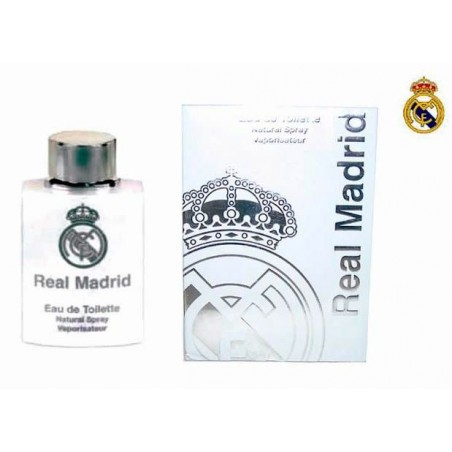 Colonia del REAL MADRID bote 100 ml barato