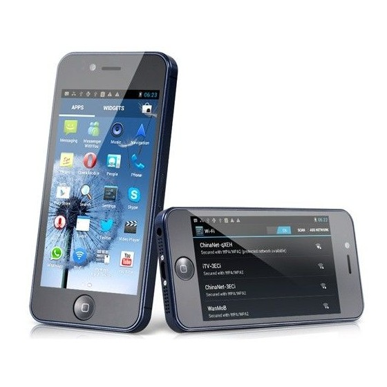Telefono Movil ANDROID con 3G Libre WIFI GPS Barato