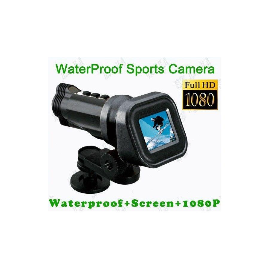 Camara de Video para MOTOS Full Hd 1080 Barata