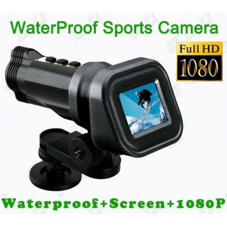 Camara de Video para MOTOS Full Hd 1080 Barata