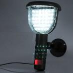 CAMARA para Casas barata foco SOLAR con luz