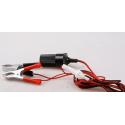 PINZAS con Mechero 12 voltios baratas para baterias