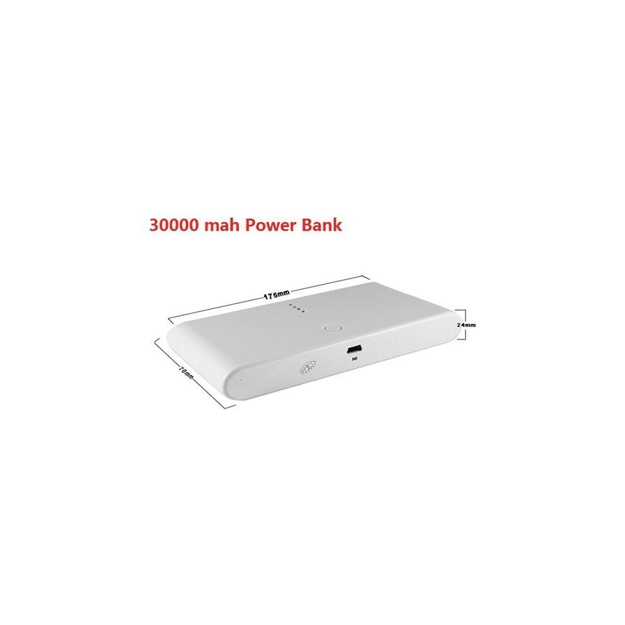BATERIA portatil de Gran Capacidad con 30000 Mha Barata