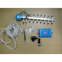 Amplificador de cobertura movil Repetidor GSM 900 Antena barato