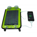 CARGADOR SOLAR para Moviles Iphone 5 Galaxy Mp3 Mp4 Barato