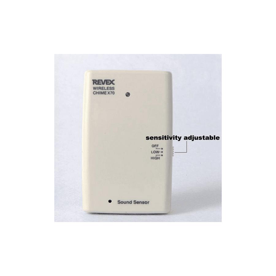 ALARMAS con sensor de sonido acustico baratas