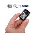 Camara espia miniatura barata fotos video y sonido