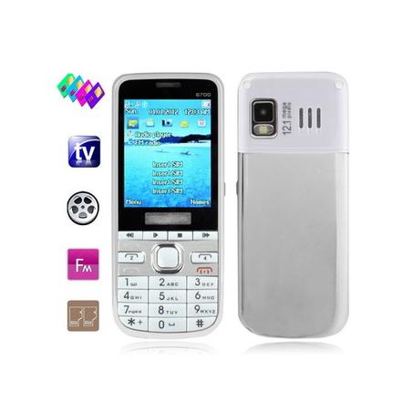 Telefono Móvil de 4 Tarjetas SIM a la vez, LIBRE Barato