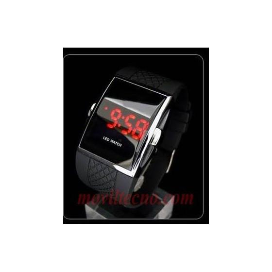 Reloj Digital Fashion de Led Rojos Barato