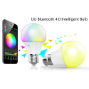 BOMBILLA de LED Multicolor Bluetooth barata