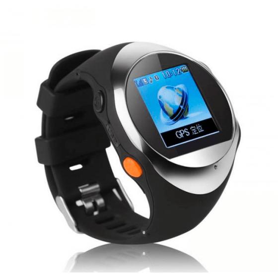 Relojes con localizador de personas por GPS