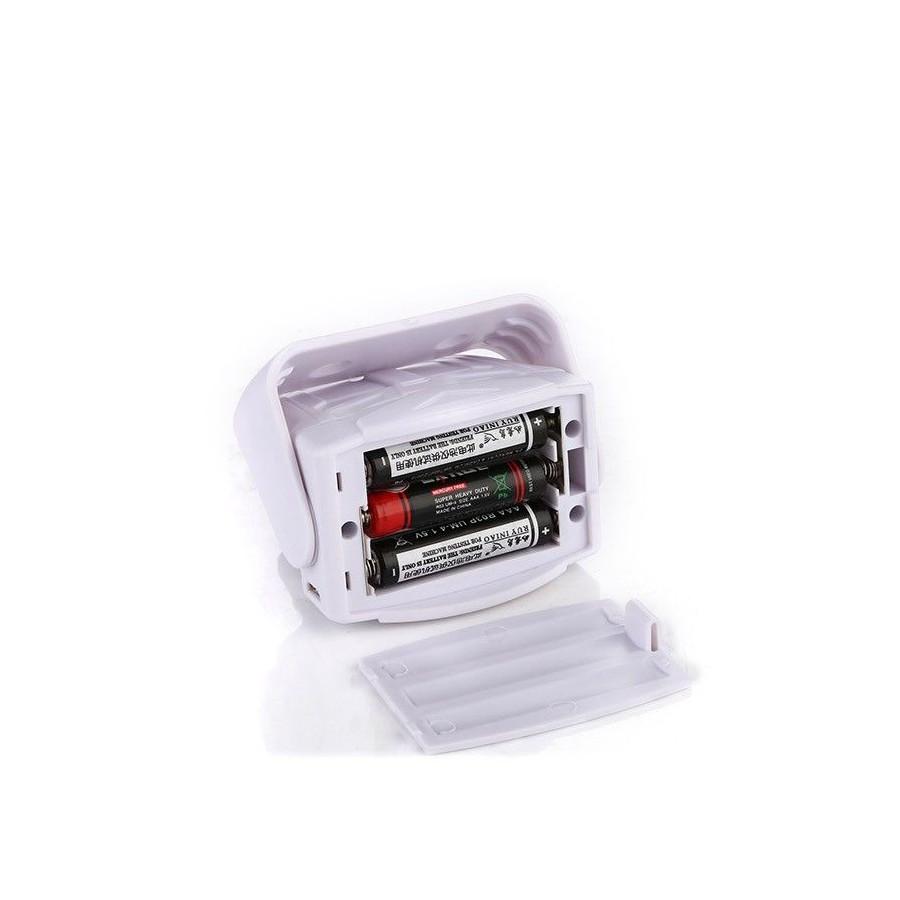 Detector sensor de presencia con voz y musica mp3