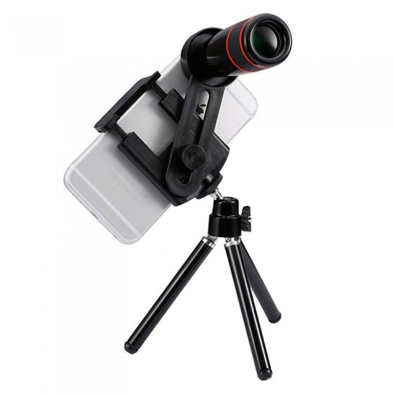 Telescopio para moviles Monocular barato espia