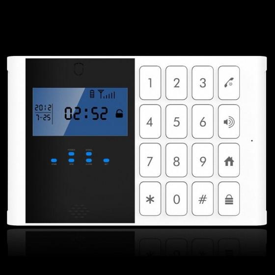 ALARMA GSM MOVIL barata Digital sin Cables para Hogar Tiendas Casas