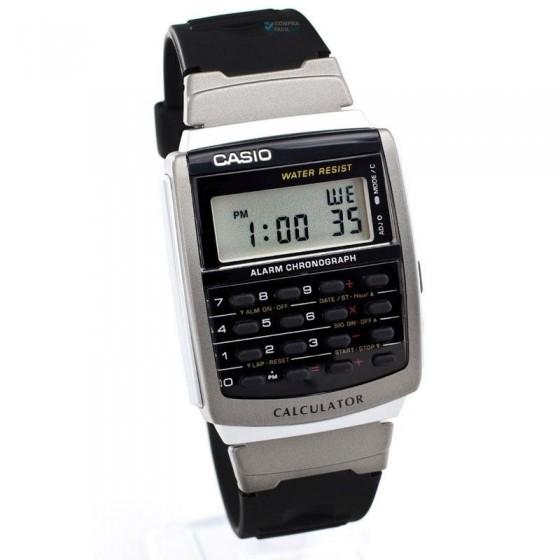 Reloj Casio retro vintage con calculadora