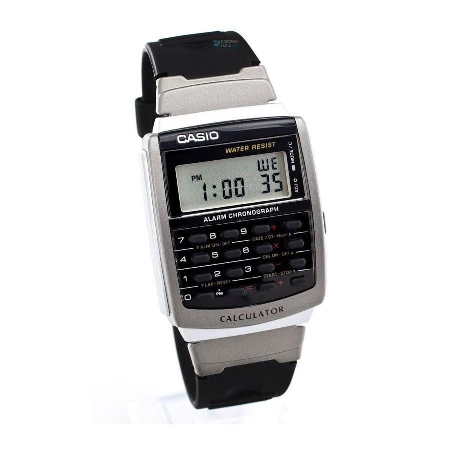 995cae4c2d87 Reloj Casio retro vintage con calculadora