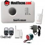 ALARMA Gsm Movil con placas SOLARES barata bateria recargable