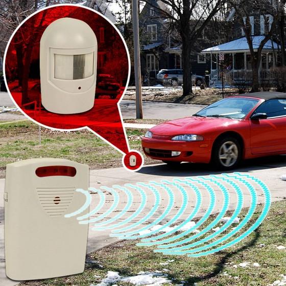 ALARMAS sistemas de alerta a distancia para Tiendas Casas Chalet