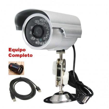 Camara para Coches Barata Vigilancia y Seguridad Espia