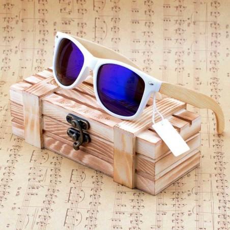 Gafas de sol Madera Bambú MovilTecno Basic