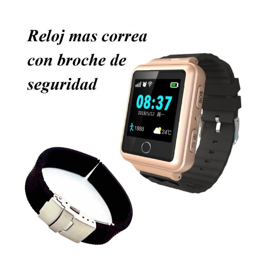Reloj localizador personas mayores MovilTecno Watch 777