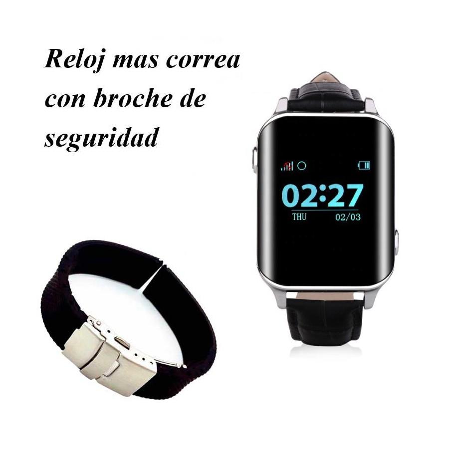 Reloj GPS localizador para mayores MovilTecno Watch 779