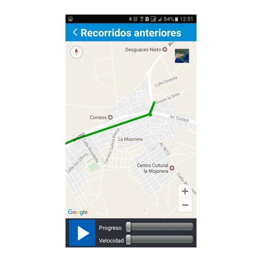 GPS para animales - Localizador de ganado y coches