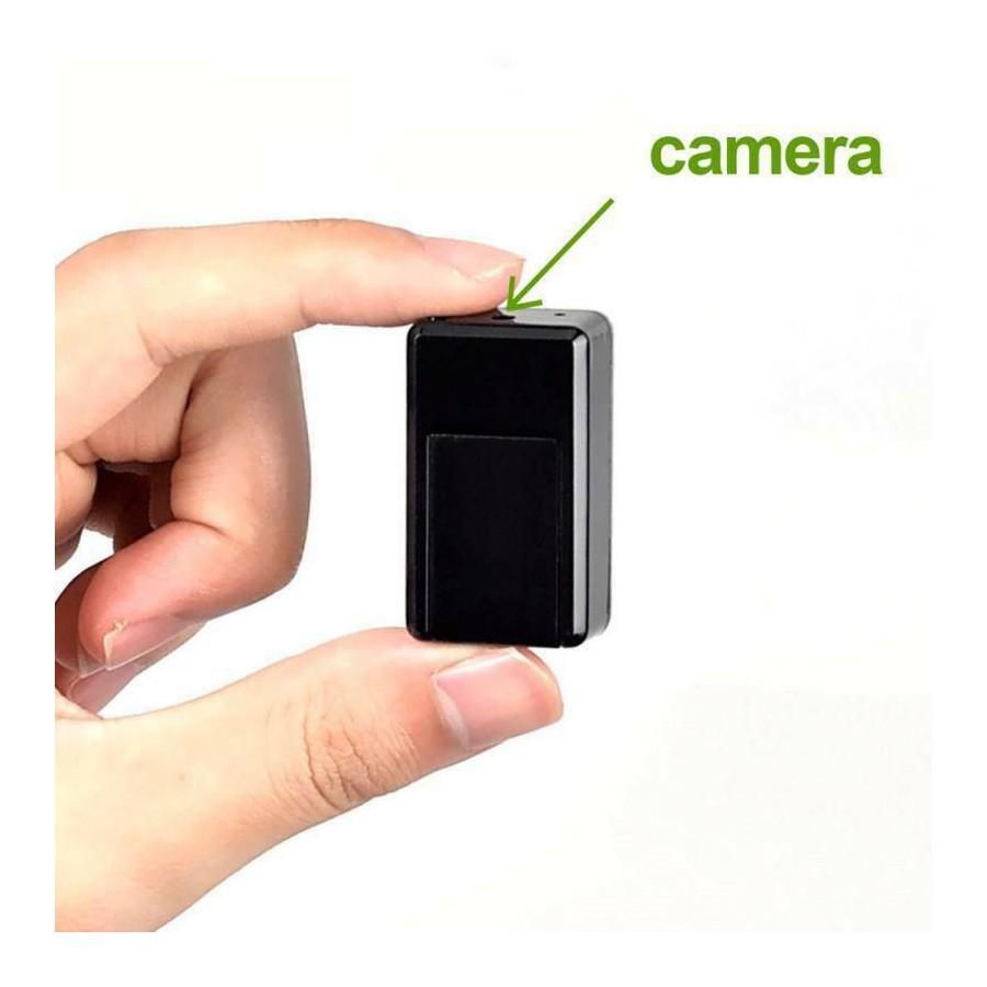 Micrófono ESPÍA Gsm con cámara oculta