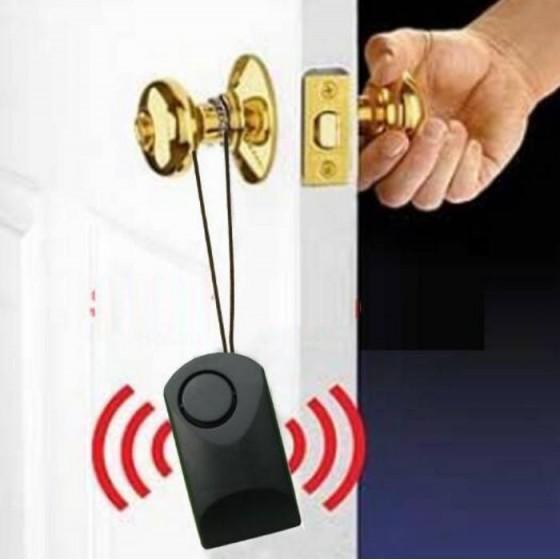 Alarma AL TACTO para puertas y ventanas de MADERA