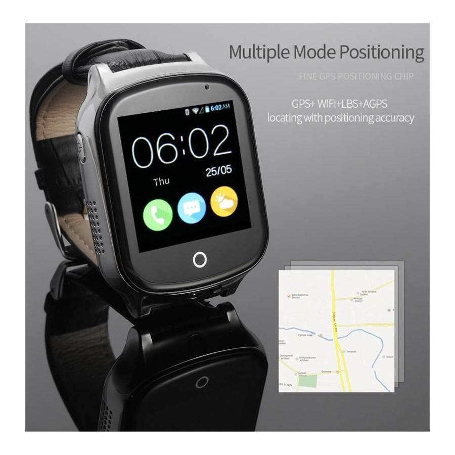Reloj GPS 3G Alzheimer MovilTecno Watch 792