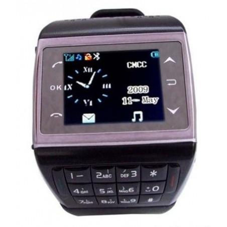 Reloj con Telefono Movil Bluetooth Mp3 Mp4 Tactil Teclado Barato